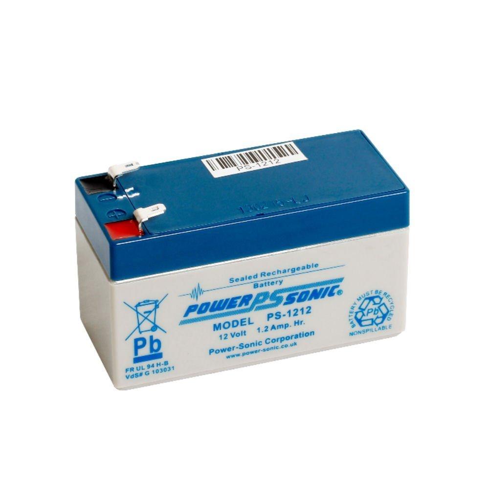 Power Sonic Ps 1212 12 Volt 1 2ah Rechargeable Lead Acid