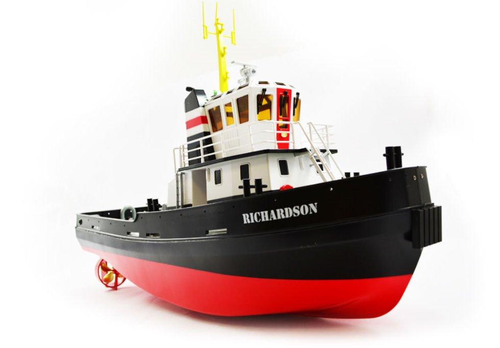 Hobby Engine Premium Label Richardson Tug Boat 1/36th ...