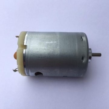 540 3 pole electric motor