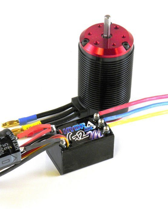 Mtroniks G2 Hydra 50 System Brushless Motor and Electric Speed Controller  ESC