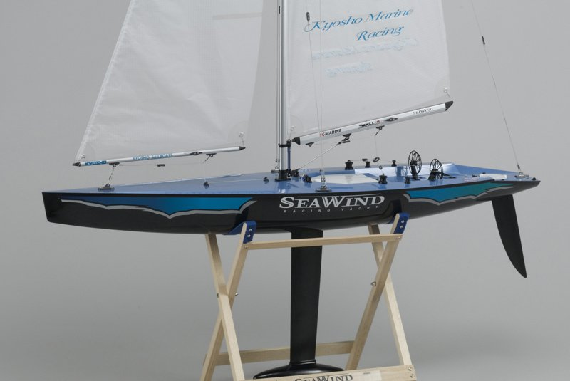 Kyosho SEAWIND Carbon Edition Readyset K 40463RS