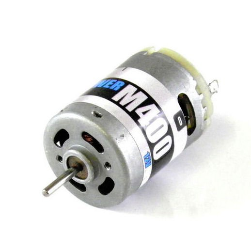 Mtroniks M400 400 Size Brushed Motor for RC Boats