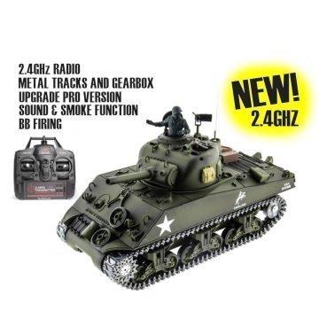 Radio Control Tanks | Howes Models | Radio Control Model