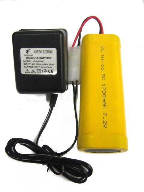 Heng Long Upgrade Batteries