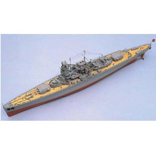 Aeronaut Graf Spee Pocket Battleship with Fittings Set AN3600/03
