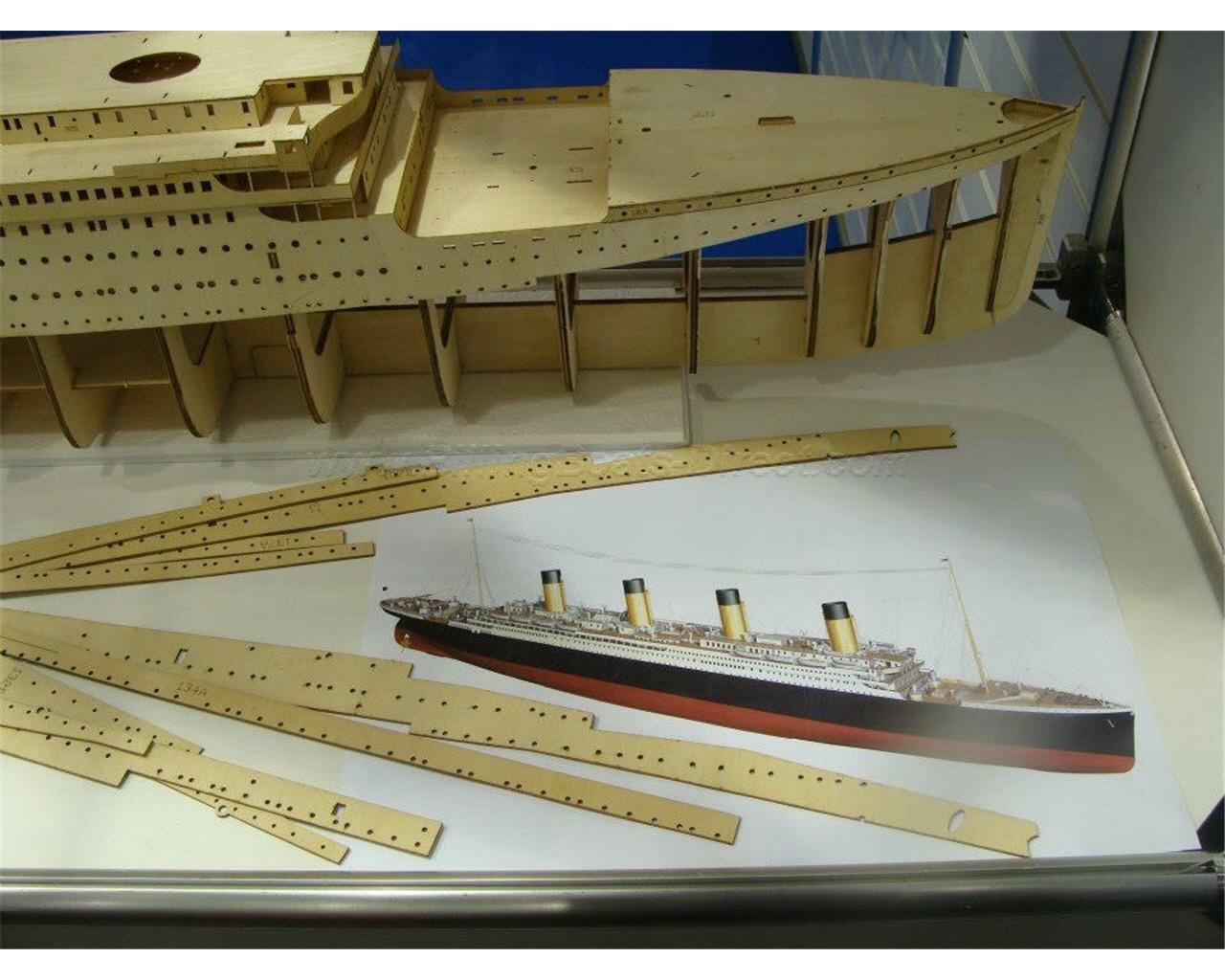Billing Boats Titanic Model Boat Kit B510