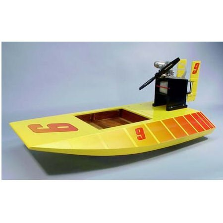 Dumas Big Swamp Buggy Airboat Kit #1505 DUM1505