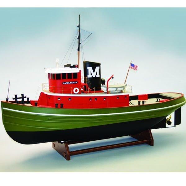 Dumas Carol Moran Kit 1:72 Tug Boat DUM1250