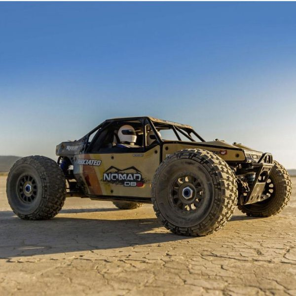 TEAM ASSOCIATED AE QUALIFIER SERIES NOMAD DB8 RTR 1/8TH EP BUGGY