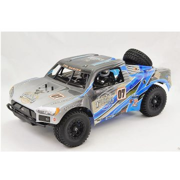 FTX TORRO 1/10 NITRO TROPHY TRUCK 4WD RTR - BLUE