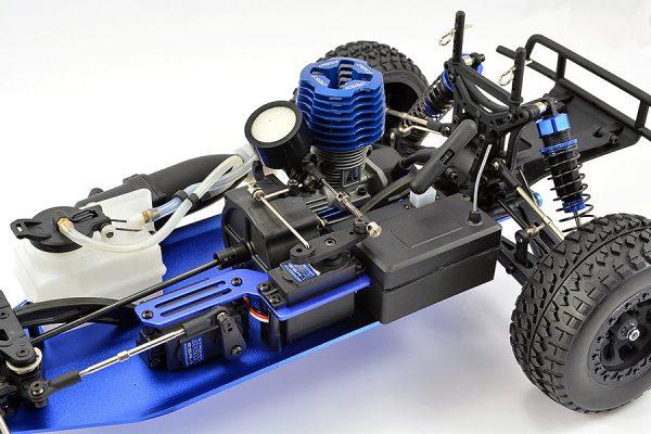 FTX TORRO 1/10 NITRO TROPHY TRUCK 4WD RTR - ORANGE