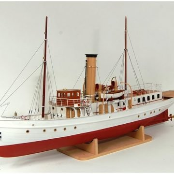 Radio Control Boats, Ships & Kits | Howes Models | Radio