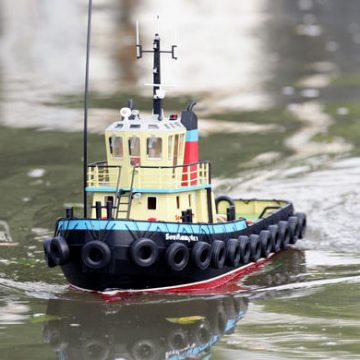 Radio Control Boats, Ships & Kits | Howes Models | Radio Control