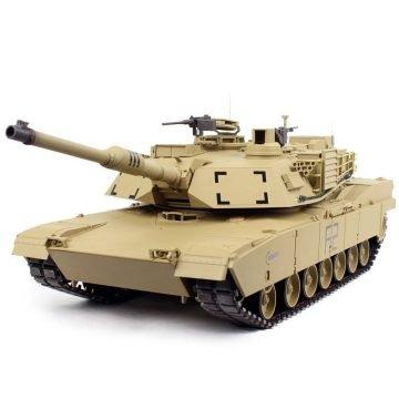 Heng Long Abrams M1A2 Range
