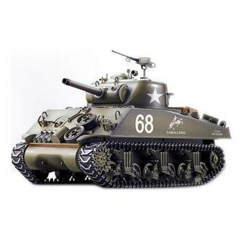 Heng Long U.S M4A3 Sherman Range