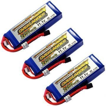 Li-Po Batteries and Chargers