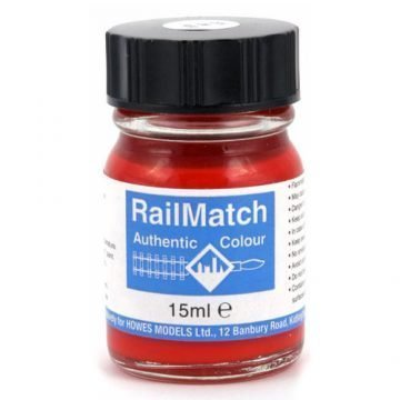 Railmatch Enamel Paint