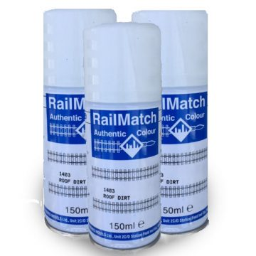 Railmatch Aerosols
