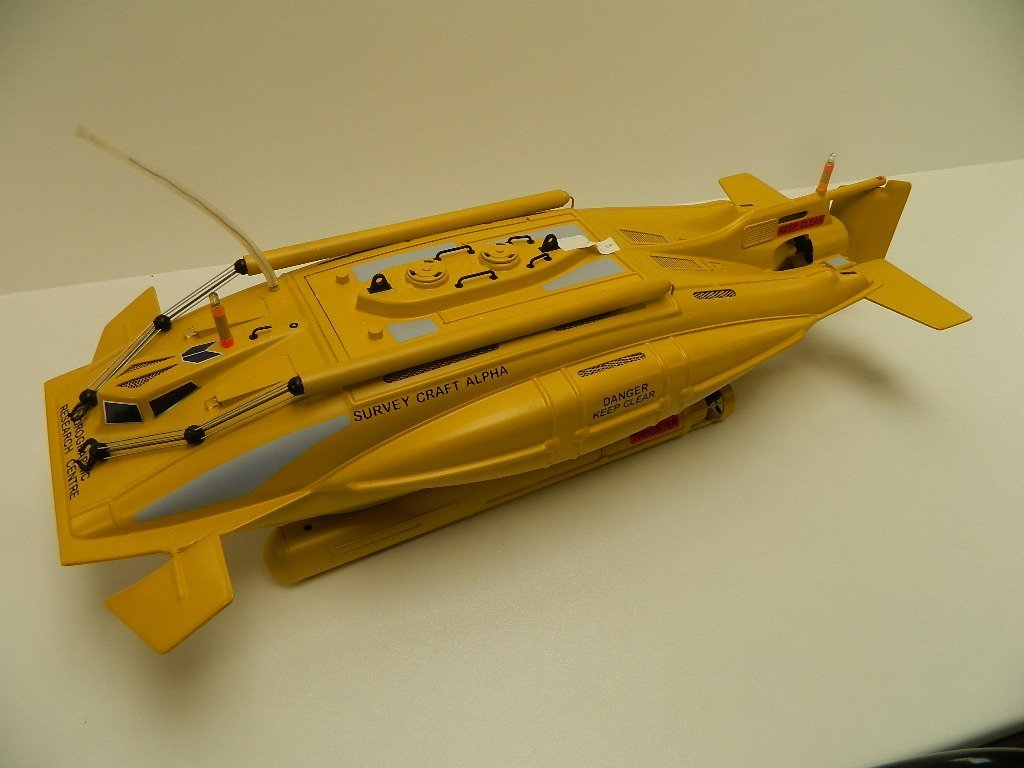 H.F.M Modified Deep Dive 6 Submarine | Howes Models ... | 1024 x 768 jpeg 175kB