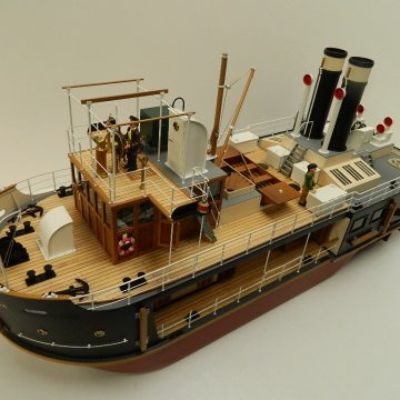 Pre-owned Model Boats