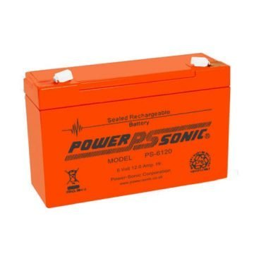 6 Volt Lead Acid Batteries
