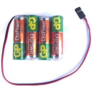 4.8v Receiver Packs