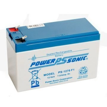 Lead Acid Batteries and Chargers