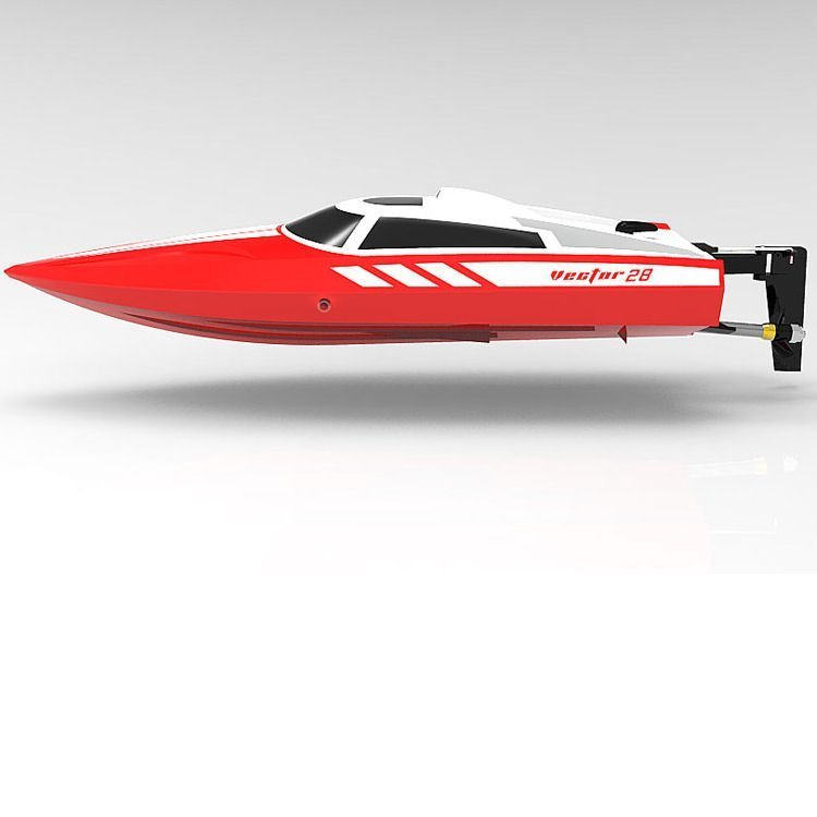 Ready To Run with Charger /& Battery Volantex TUMBLER RED Mini Racing Boat