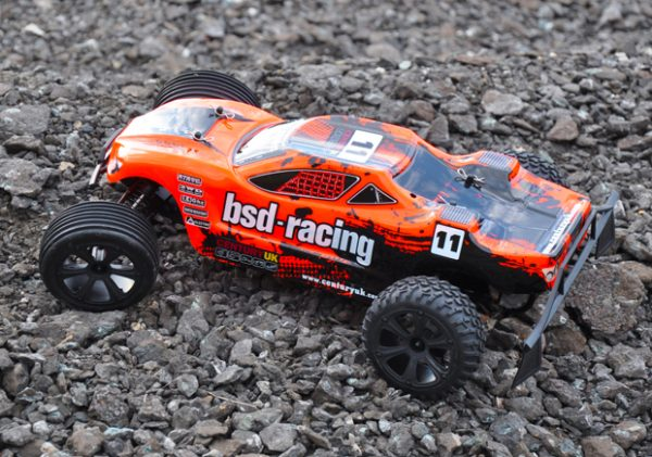 Prime Storm V3 1/10th Radio Control Car/Truggy RTR