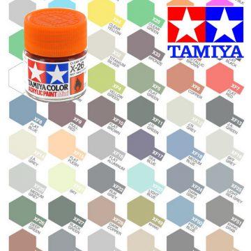 Tamiya Paint