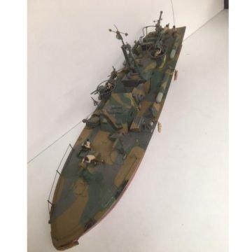 Patrol Boat Scratch Built
