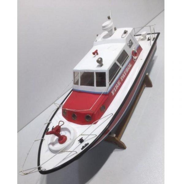 Graupner Fire Patrol Boat Ready To Run