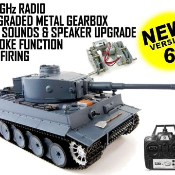 Radio Control Tanks | Howes Models | Radio Control Model Boats, Cars