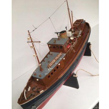 Caldercraft Cumbrae Clyde Pilot Model Boat Kit