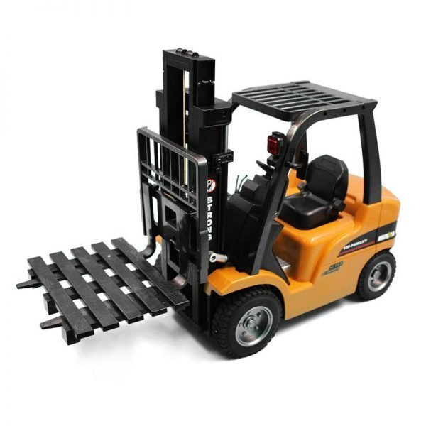 Huina RC Fork Lift 2.4G 8ch W/Die Cast Parts