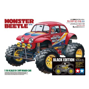Tamiya Monster Beetle Black Edition