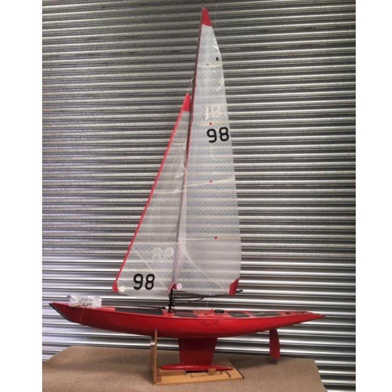 MYA 6 Meter Class Racing Yacht