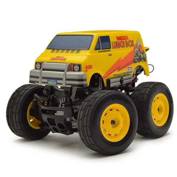 Tamiya RC Lunch Box Mini