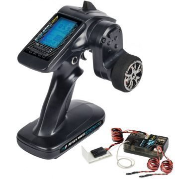 Carson Reflex Wheel Pro 3 Telemetry 2.4GHz 3 Channel