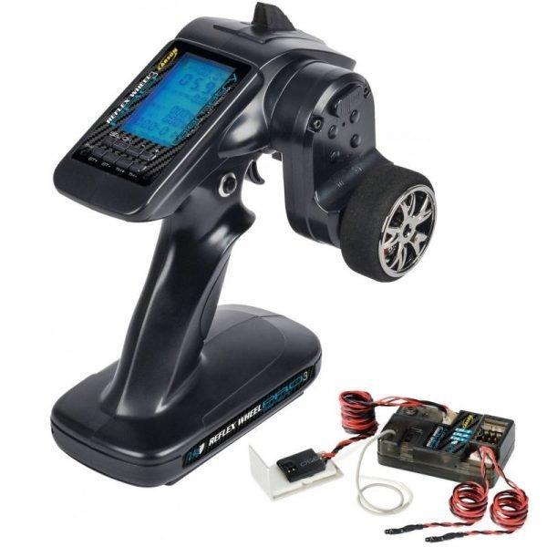 Carson Reflex Wheel Pro 3 Telemetry 2.4GHz 3 Channel