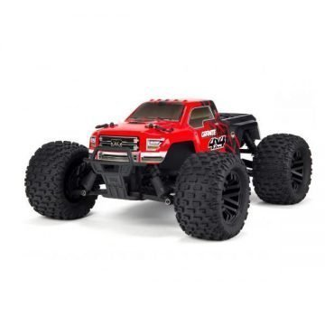 Arrma Granite Mega 4x4 Brushed - Red
