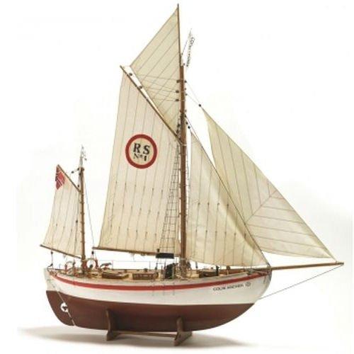 Billing Boats 1/15 Colin Archer Wooden Hull (B728)