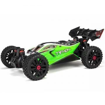 Arrma Typhon Mega 4x4 550 Brushed Buggy