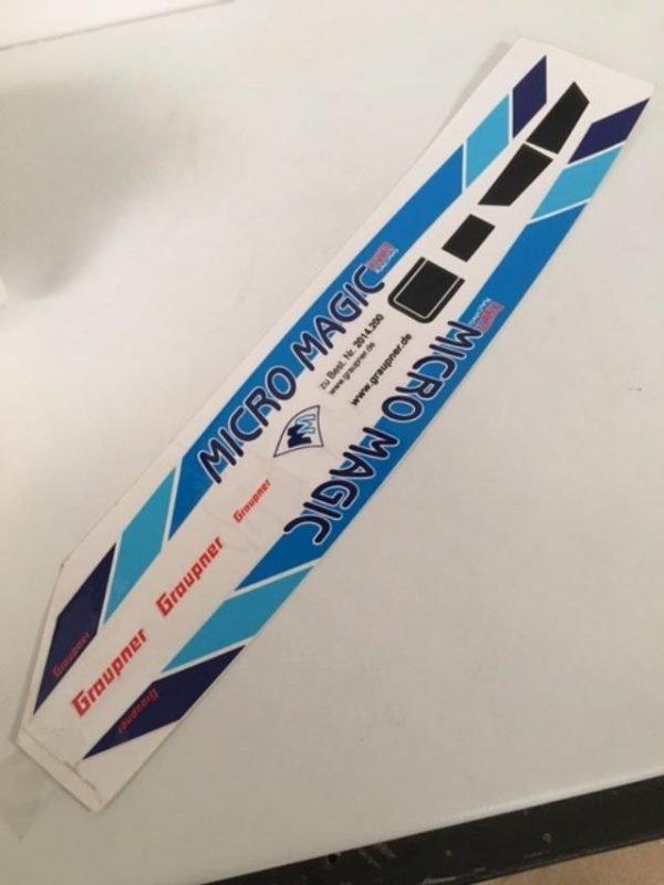 Graupner Micro Magic Racing