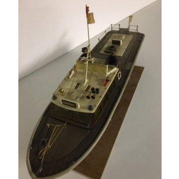 Sir Roger Peel Police Rescue Boat