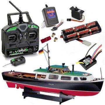 'Ready to Go' Boat Kit Bundles