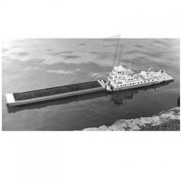 Dumas Barge