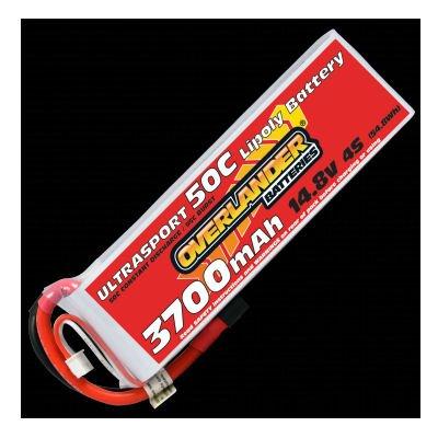 14.8 volts 3700mah