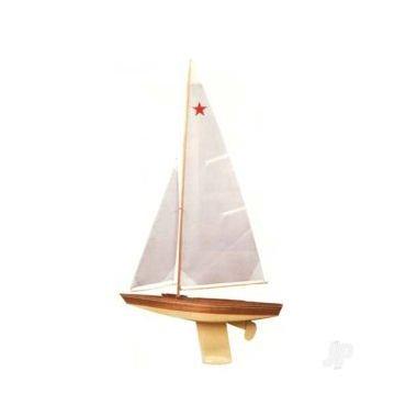 "Dumas Star Class 30"" Sailboat #1121"