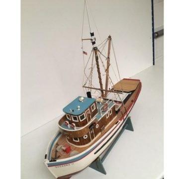 Susanna 2 Wooden Hull Fishing Boat